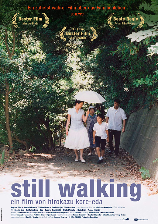 StillWalking-Plakat
